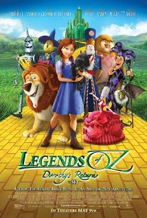 subtitrare Legends of Oz: Dorothy`s Return (2013)