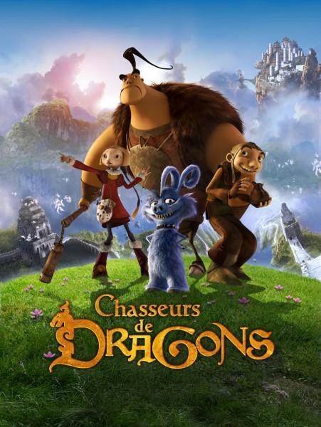subtitrare Chasseurs de dragons  /  Dragon Hunters (2008)