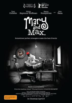 subtitrare Mary and Max (2009)