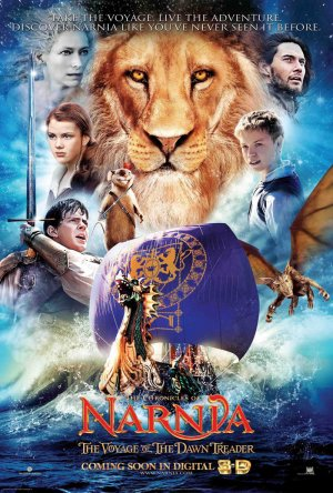 subtitrare The Chronicles of Narnia: The Voyage of the Dawn Treader (2010)