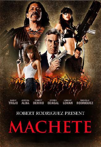 subtitrare Machete (2010)
