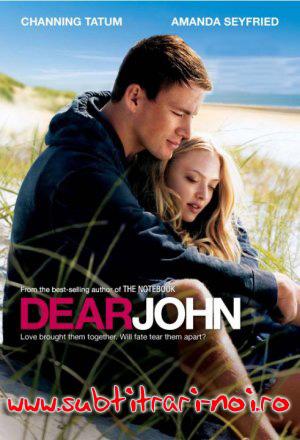 subtitrare Dear John (2010/I)