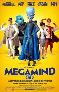 subtitrare Megamind (2010)