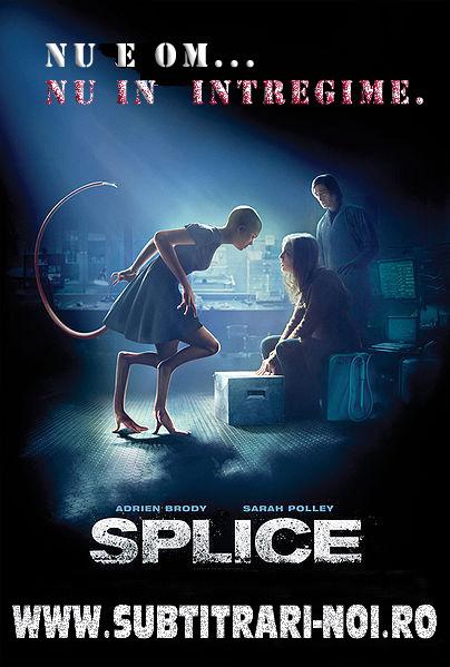 subtitrare Splice (2010)
