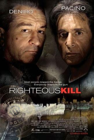 subtitrare Righteous Kill (2008)