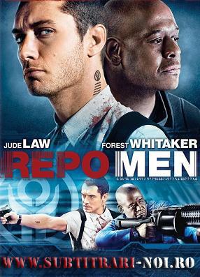 subtitrare Repo Men (2010)