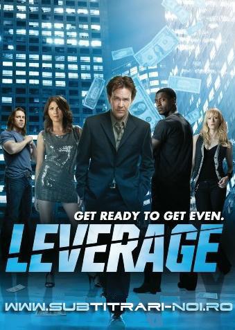 subtitrare Leverage (2008)