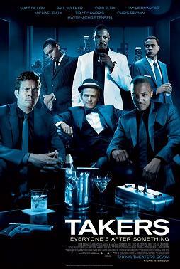 subtitrare Takers (2010)