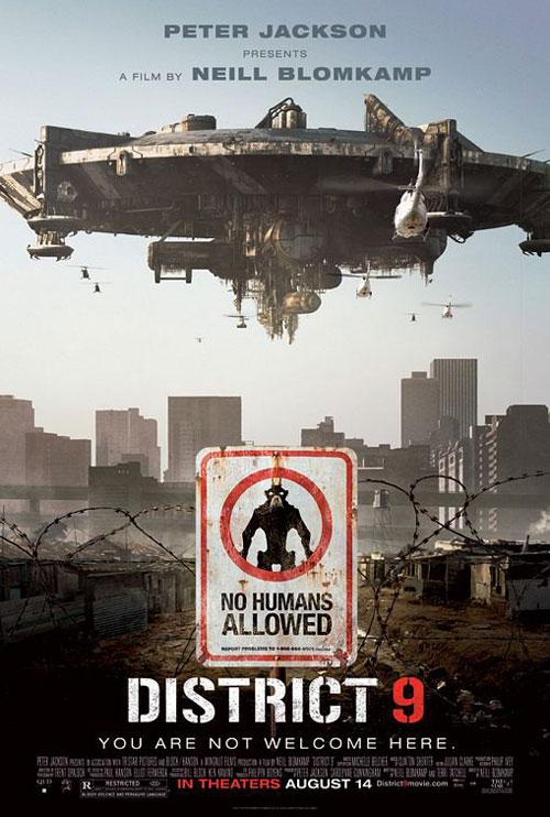 subtitrare District 9 (2009)