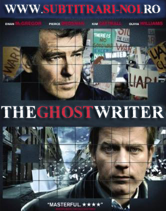subtitrare The Ghost Writer (2010)