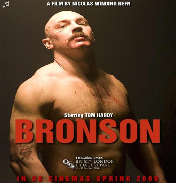 subtitrare Bronson (2009)