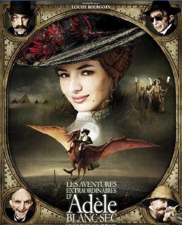 subtitrare Les aventures extraordinaires d`Adele Blanc-Sec  /  The Extraordinary Adventures of Adele Blanc-Sec   (2010)