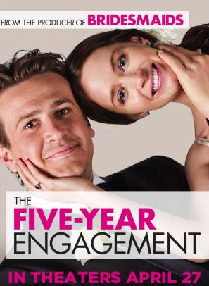 subtitrare The Five-Year Engagement (2012)