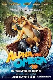 subtitrare Alpha and Omega (2010)