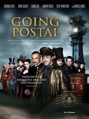 subtitrare Going Postal (2010) (TV)