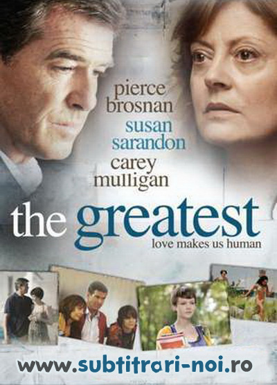 subtitrare The Greatest (2009)