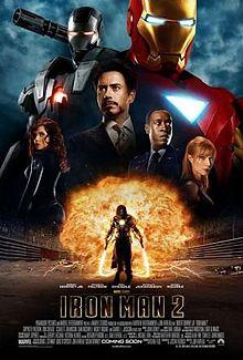 subtitrare Iron Man 2 (2010)