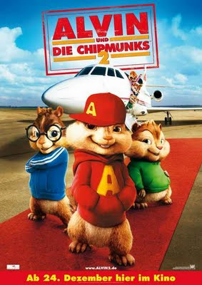 subtitrare Alvin and the Chipmunks: The Squeakquel (2009)