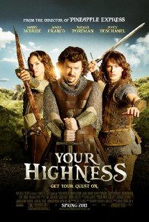 subtitrare Your Highness (2011)