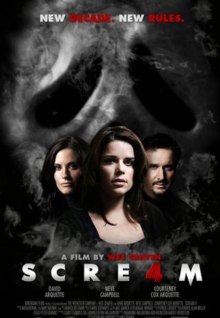 subtitrare Scream 4 (2011)