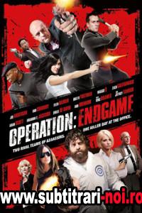 subtitrare Operation Endgame (2010)