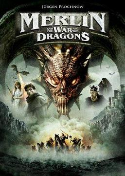 subtitrare Merlin and the War of the Dragons (2008) (V)
