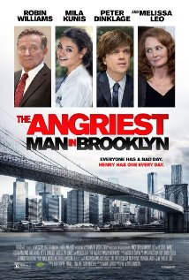 subtitrare The Angriest Man in Brooklyn (2014)