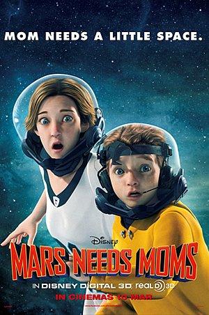 subtitrare Mars Needs Moms  (2011)