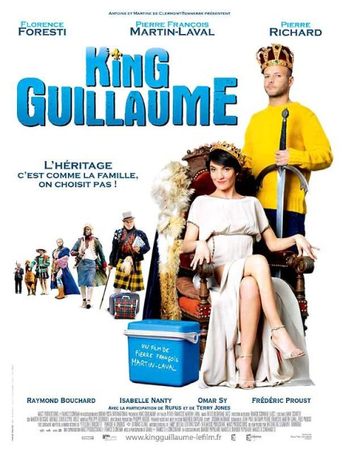 subtitrare King Guillaume (2009)