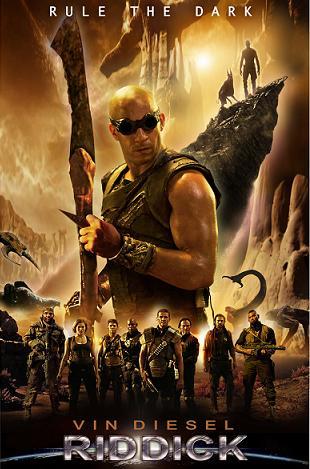subtitrare Riddick (2013)