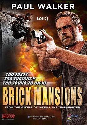 subtitrare Brick Mansions (2014)