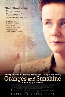 subtitrare Oranges and Sunshine (2010)