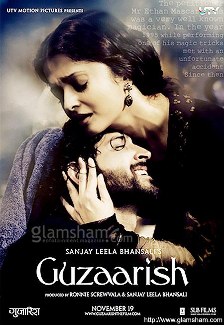 subtitrare Guzaarish (2010)