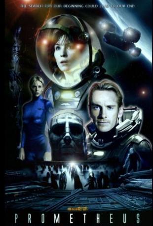 subtitrare Prometheus (2012)