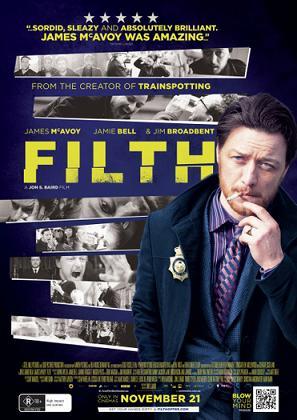 subtitrare Filth (2013)