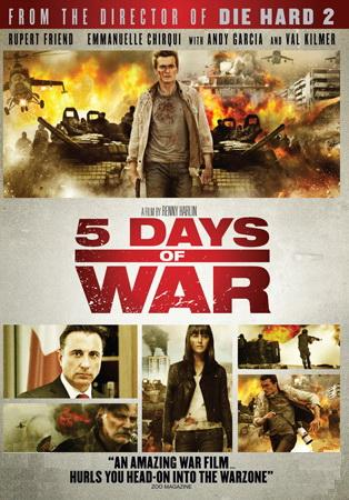 subtitrare 5 Days of War  /  5 Days of August   (2011)