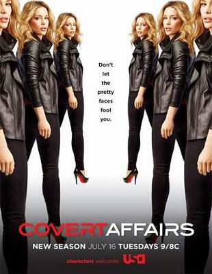 subtitrare Covert Affairs (2010)