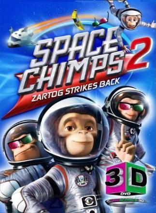 subtitrare Space Chimps 2: Zartog Strikes Back (2010)