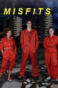 subtitrare Misfits (2009)