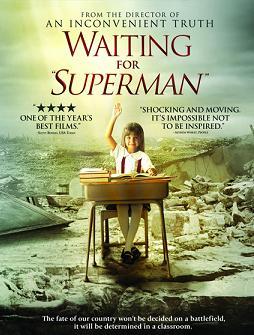 subtitrare Waiting for Superman (2010)