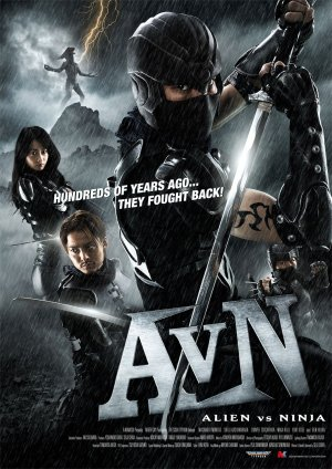 subtitrare Alien vs. Ninja   (2010)