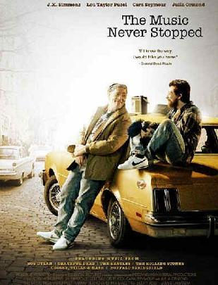 subtitrare The Music Never Stopped (2011)