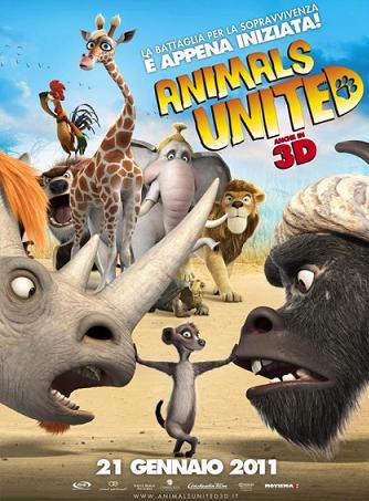subtitrare Animals United  /  Konferenz der Tiere   (2010)