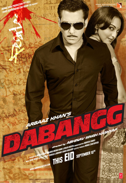 subtitrare Dabangg (2010)