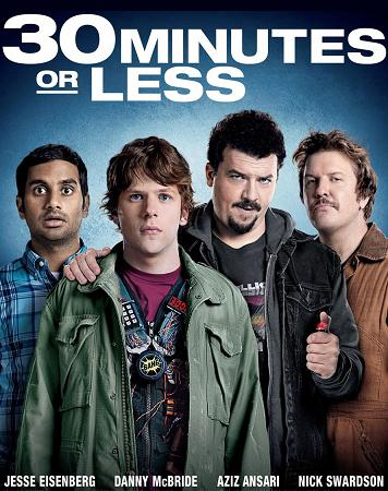 subtitrare 30 Minutes or Less (2011)