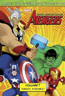 subtitrare The Avengers: Earth s Mightiest Heroes (2010)