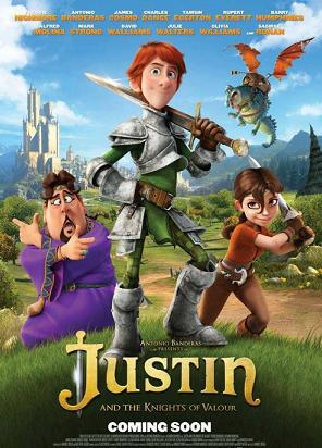 subtitrare Justin and the Knights of Valour (2013)