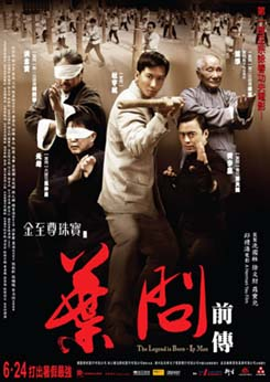 subtitrare The Legend Is Born: Ip Man (2010)