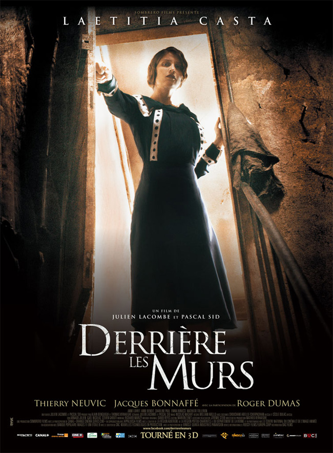 subtitrare Behind the Walls / Derrire les murs  (2011)