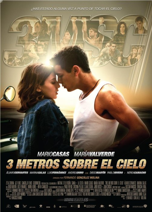 subtitrare Three Steps Above Heaven / Tres metros sobre el cielo  (2010)